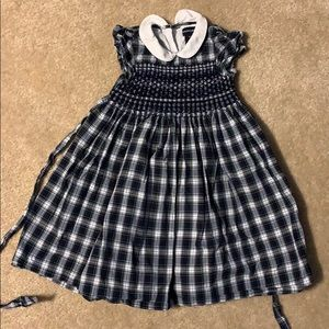 Ralph Lauren plaid dress